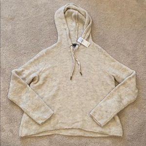 American Eagle super soft tan hoodie
